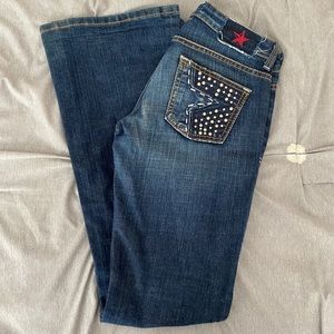 """People's Liberation """"Bella"""" bootcut jeans"""